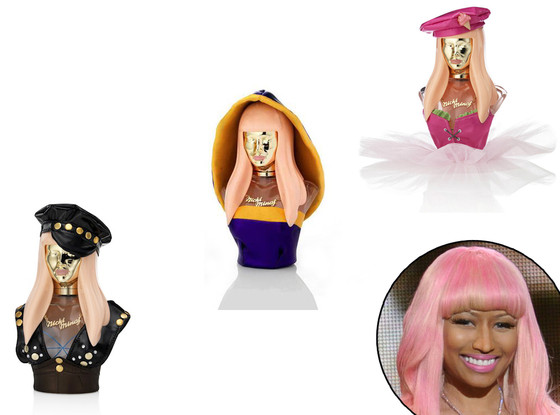 Nicki Minaj, Perfume Bottles